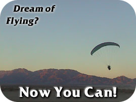 Dream of Flying? Now you can!